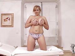 жесткий секс с огромным членом