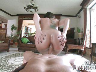 Смотреть порно анал большие сиськи