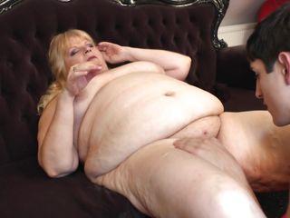Порно видео зрелых толстушек