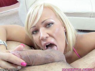 Порно красивая мать