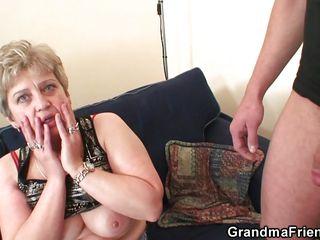 Порно хд бабушка